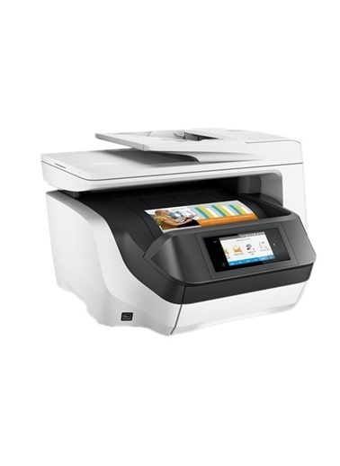 HP D9L20A Officejet Pro 8730 Yaz-Tar-Fot,Fax,Wifi Renkli